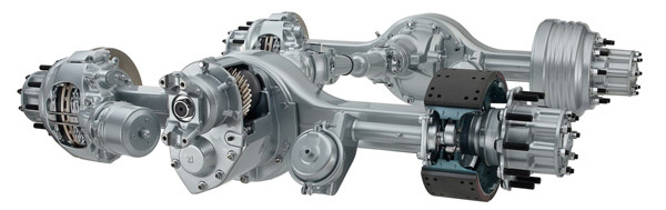 Rockwell Differential And Exchange  U2013 Gear
